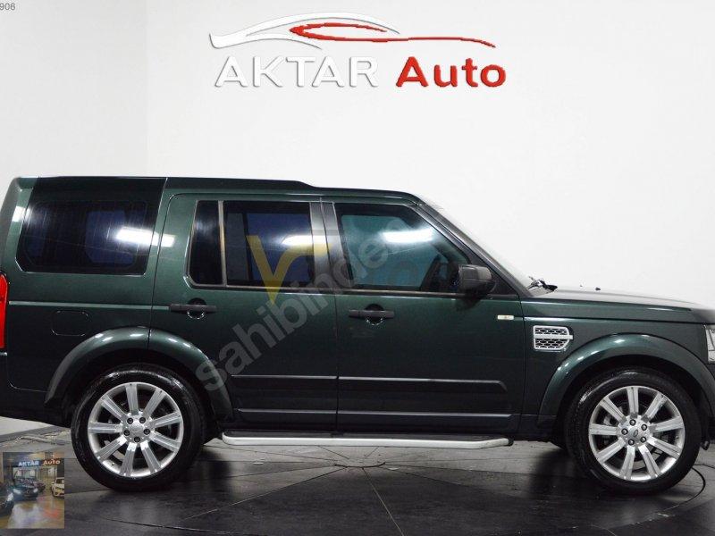 Taşıt\Arazi, SUV & Pick-up\Land Rover\Discovery