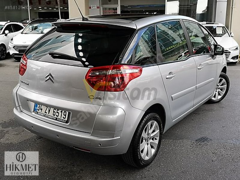 Taşıt\Otomobil\Citroën\C4 Picasso