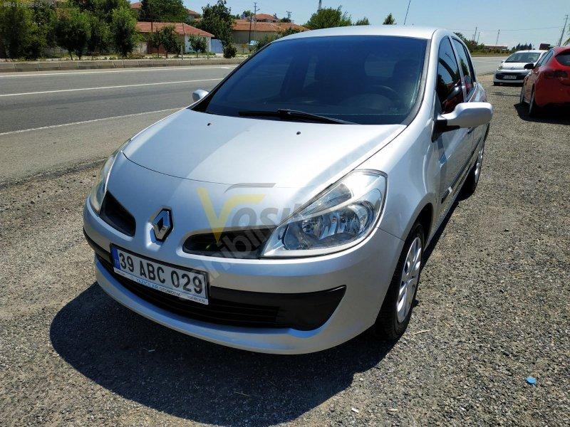 yazıcılar otomotivden dizel Clio 3