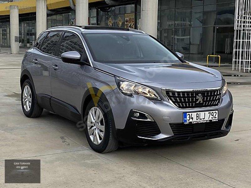 2018 Model Peugeot 1.6 BlueHDİ CAM TAVAN HAYALET Active Sky Pac