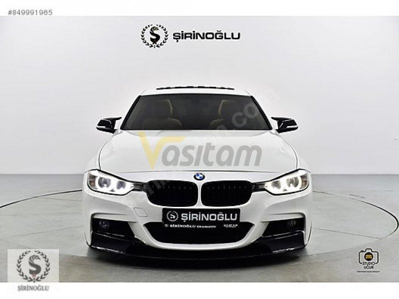 ŞİRİNOĞLU-2013 BMW 3.20İ ED EfficientDynamics M PLUS-sunroof