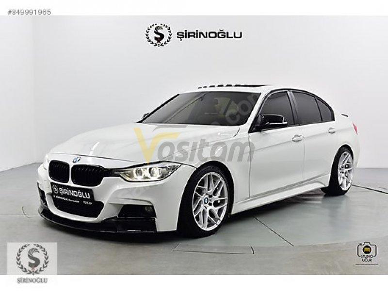 Taşıt\Otomobil\BMW\3 Serisi