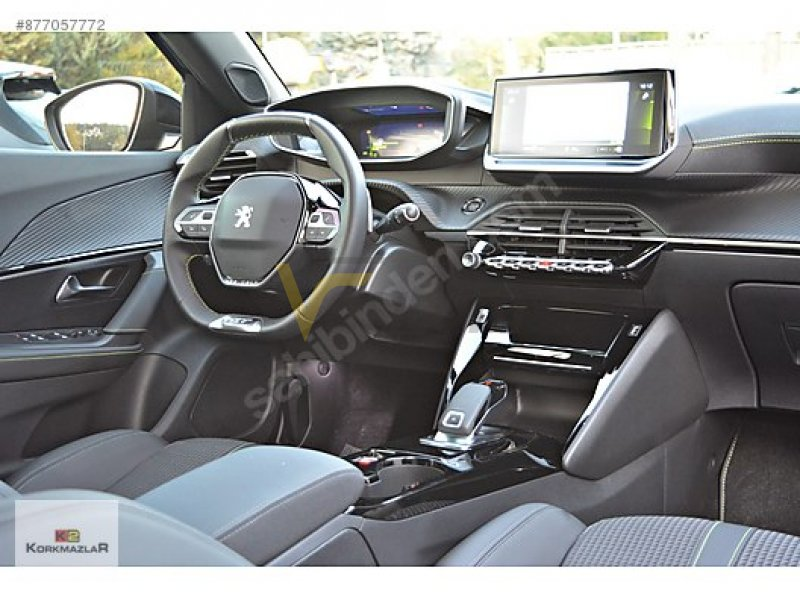 Taşıt\Arazi, SUV & Pick-up\Peugeot\2008
