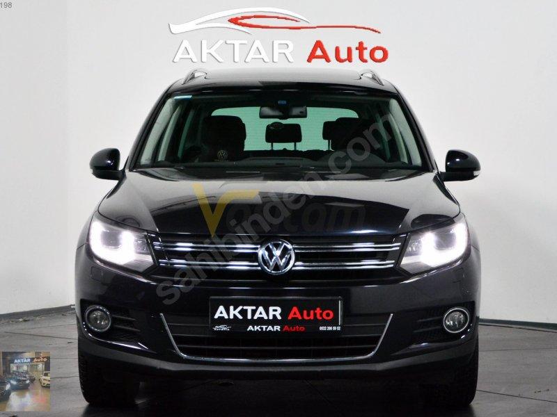 AKTAR AUTO-TİGUAN-CAMTAVANLI-93.000KM