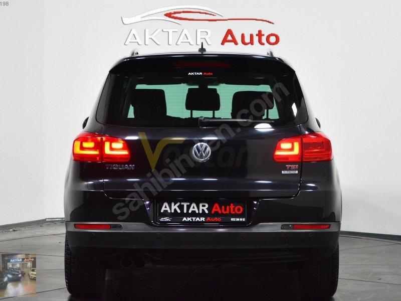 Taşıt\Arazi, SUV & Pick-up\Volkswagen\Tiguan
