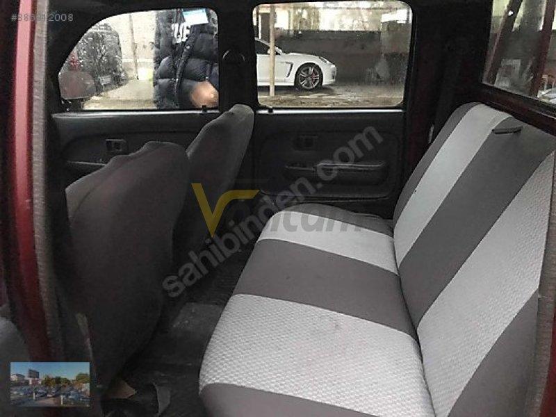 Taşıt\Ticari Araçlar\Kamyon & Kamyonet\Toyota\Hilux