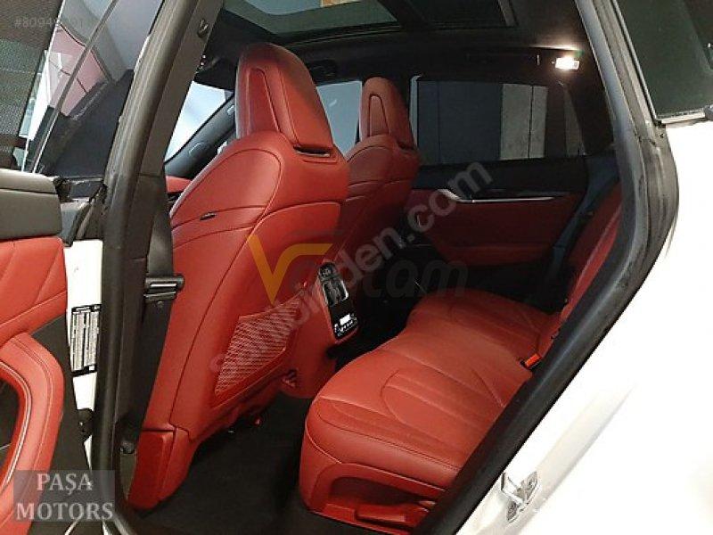 Taşıt\Arazi, SUV & Pick-up\Maserati\Levante