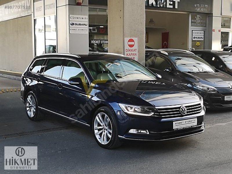 Taşıt\Otomobil\Volkswagen\Passat Variant