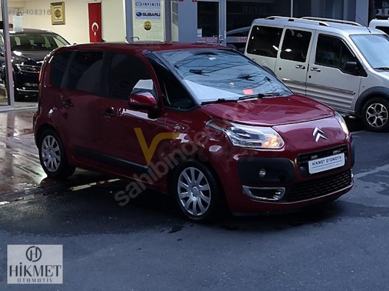 Taşıt\Otomobil\Citroën\C3 Picasso