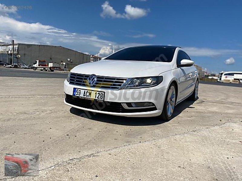 Taşıt\Otomobil\Volkswagen\VW CC