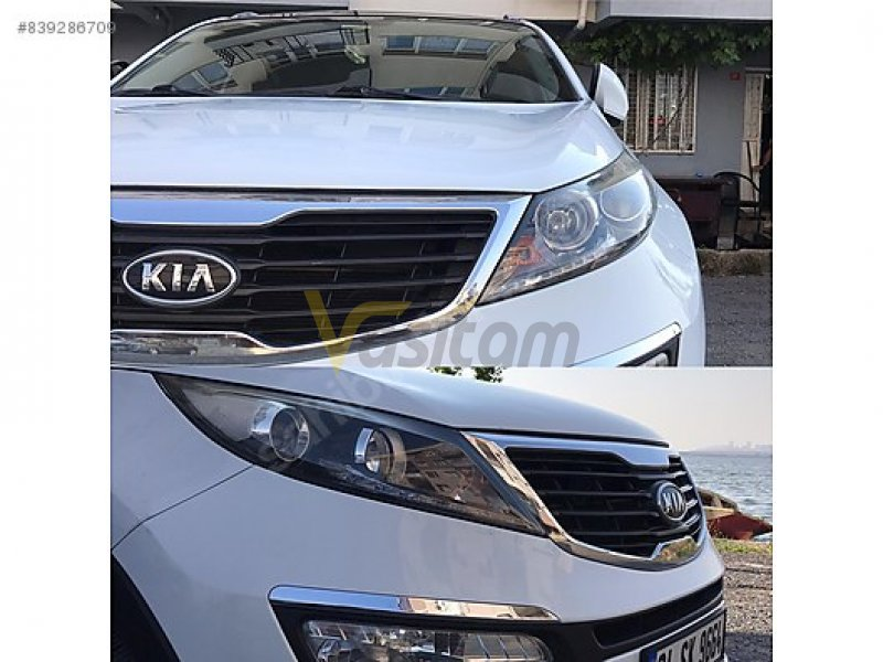 Taşıt\Arazi, SUV & Pick-up\Kia\Sportage