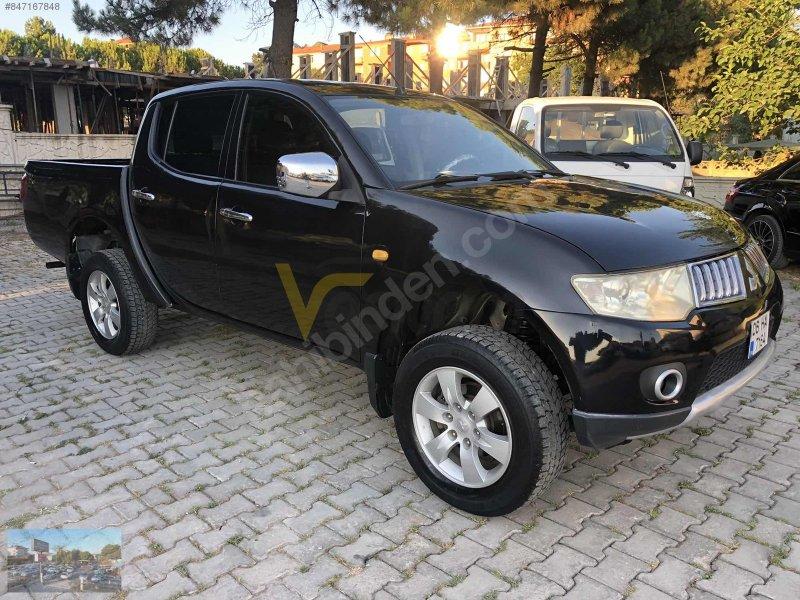 Taşıt\Arazi, SUV & Pick-up\Mitsubishi\L 200