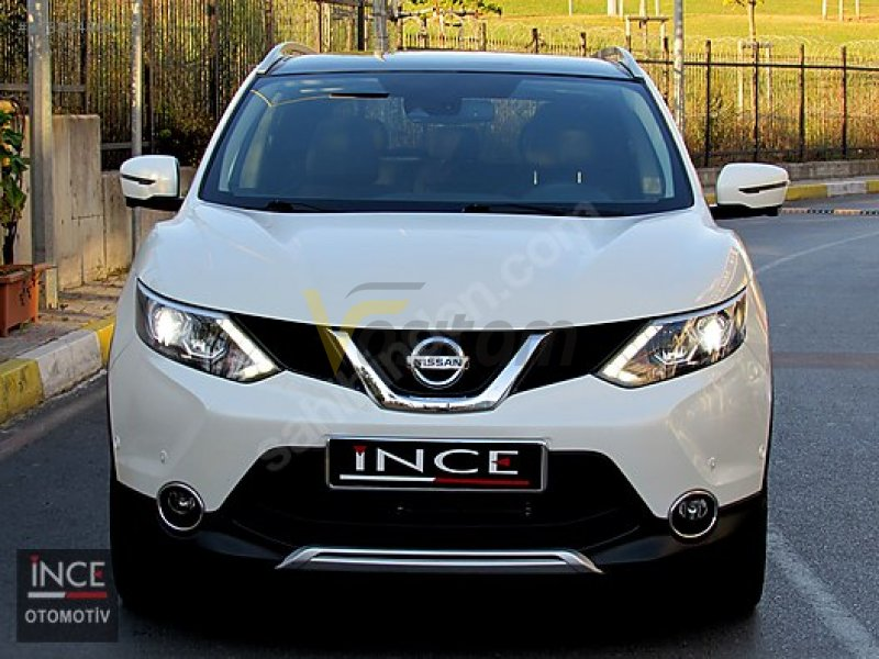 Taşıt\Arazi, SUV & Pick-up\Nissan\Qashqai