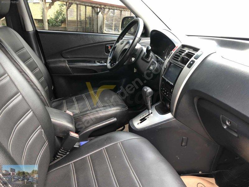 Taşıt\Arazi, SUV & Pick-up\Hyundai\Tucson