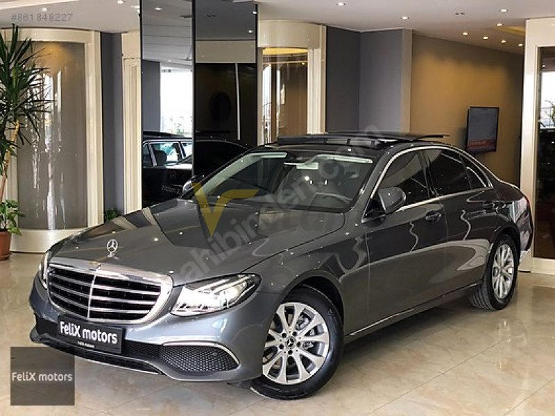 Taşıt\Otomobil\Mercedes\E Serisi