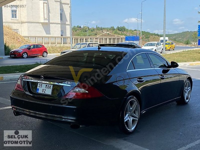 Taşıt\Otomobil\Mercedes\CLS