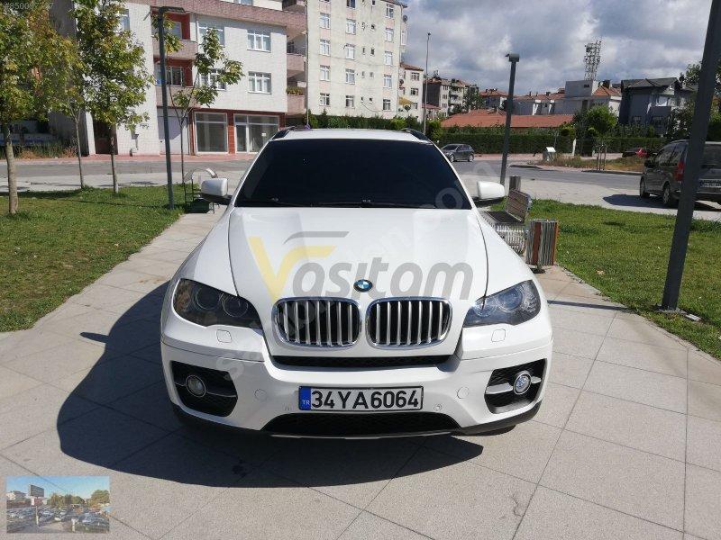 ODABASDAN 2012 BMW X6 XDRİVE SPORT