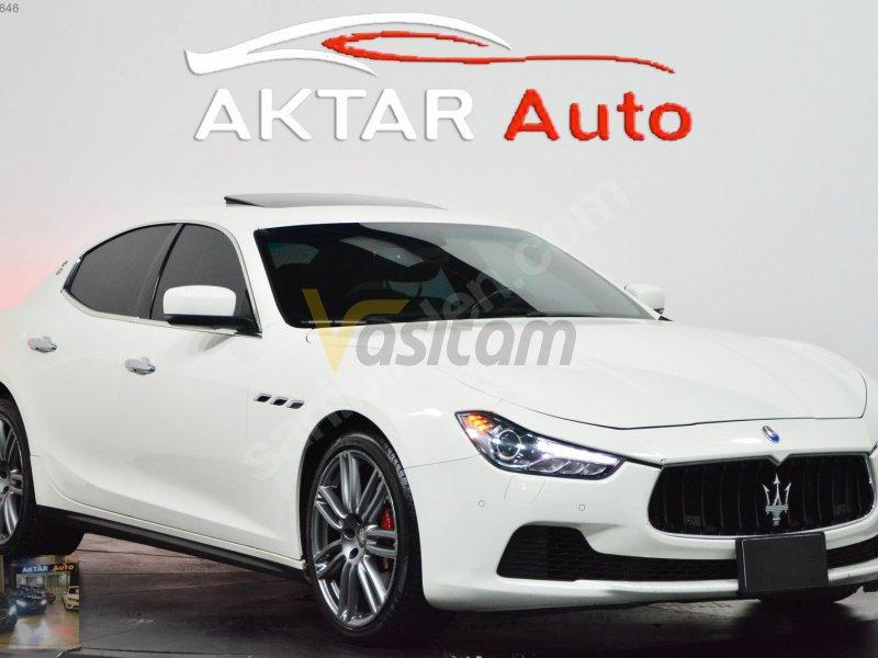 Taşıt\Otomobil\Maserati\Ghibli