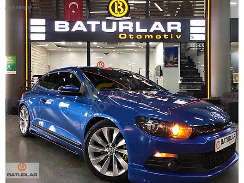 YETKİLİ BAYİden 49.000₺ PEŞİN AYDA 3.100 TAKSİT 2013 VW SCİROCCO