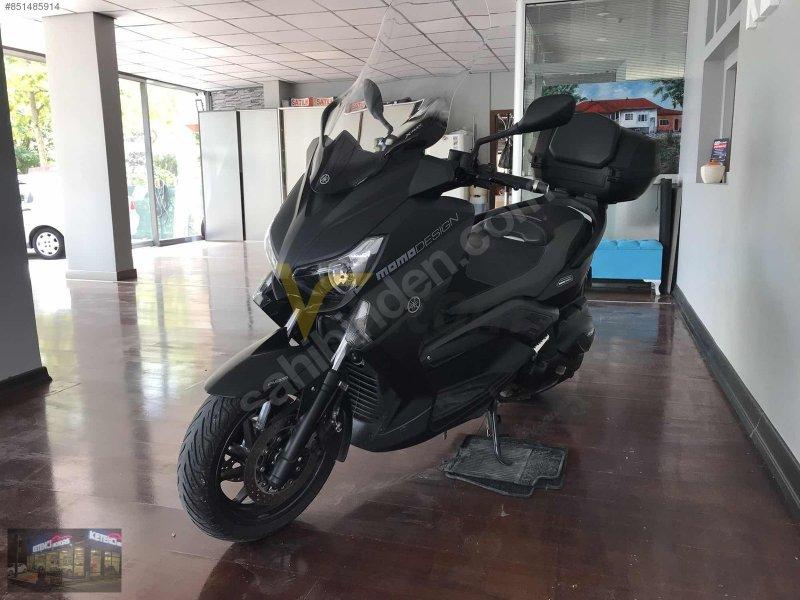 KETENCİ MOTORS 2014 YAMAHA X-MAX 400 ABS MOMO DESIGNE HATASIZ