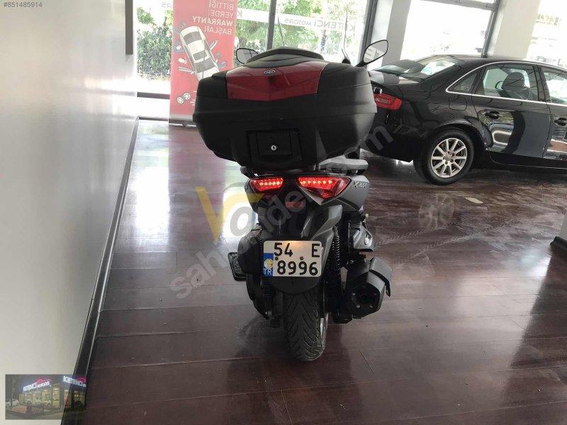 Taşıt\Motosiklet\Yamaha\X-Max 400 ABS