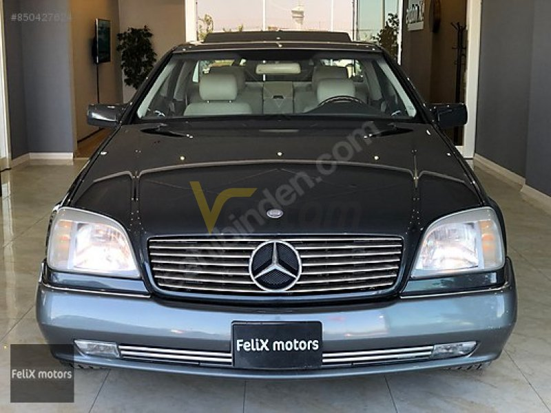 Taşıt\Otomobil\Mercedes\CL