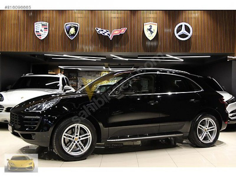 Taşıt\Arazi, SUV & Pick-up\Porsche\Macan