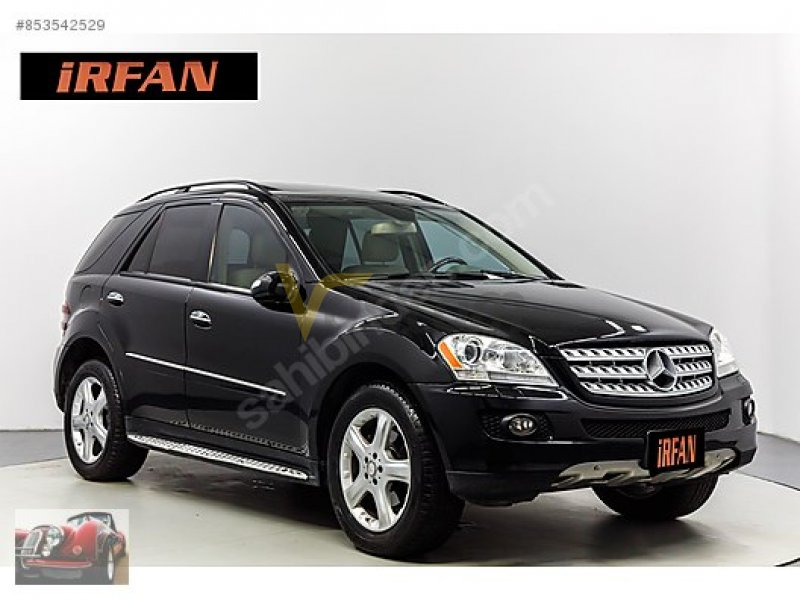 2008 MODEL MERCEDES-BENZ ML 320 CDI LUKS