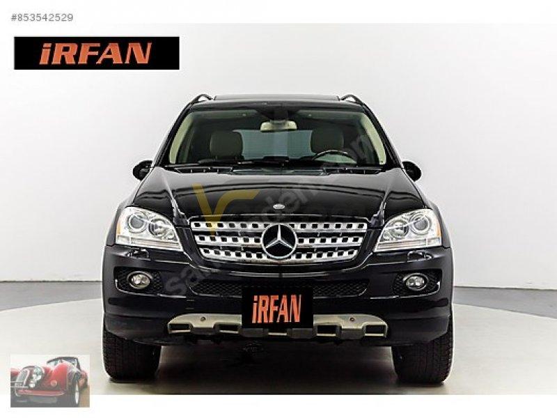 Taşıt\Arazi, SUV & Pick-up\Mercedes - Benz\ML