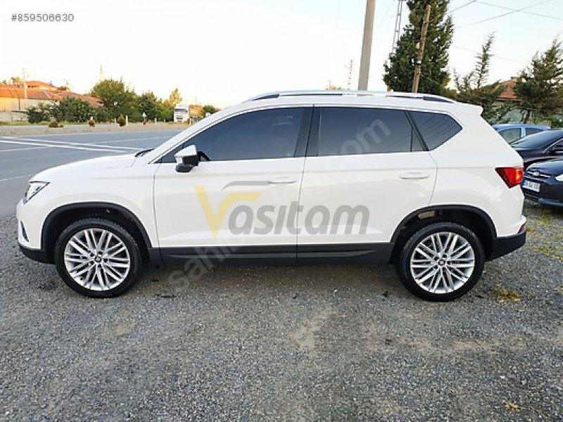 Taşıt\Arazi, SUV & Pick-up\Seat\Ateca