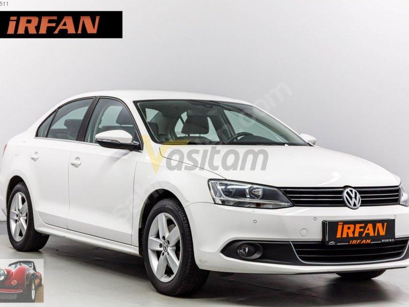 2013 VW JETTA 1.2 TSI COMFORTLINE DSG 60.000 KM BENZİN OTOMATİK