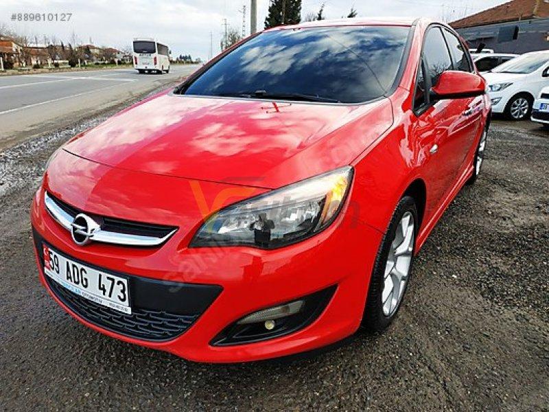 yazıcılar otomotivden 94 binde hatasız Opel Astra