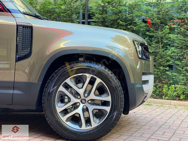 Taşıt\Arazi, SUV & Pick-up\Land Rover\Defender