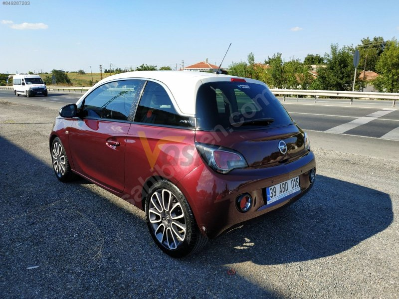 Taşıt\Otomobil\Opel \Adam